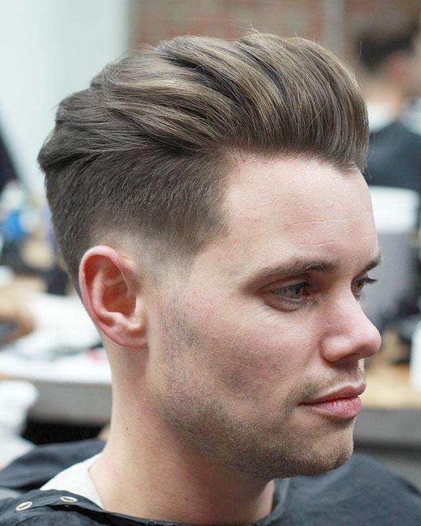 Medium Taper Haircut 2020