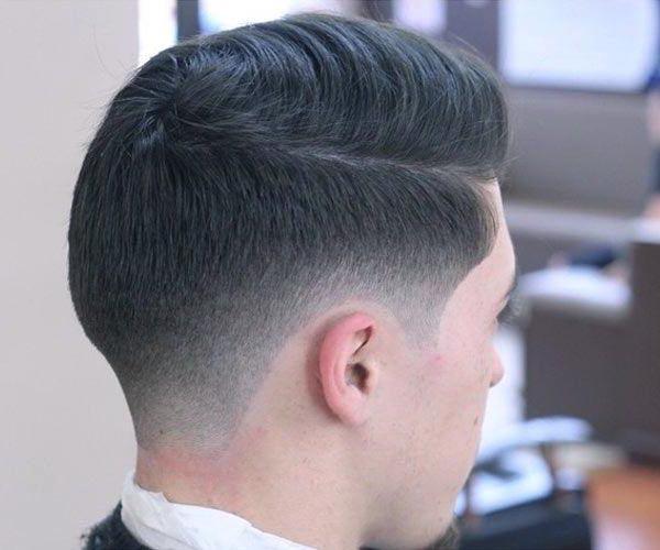Medium Taper Haircut